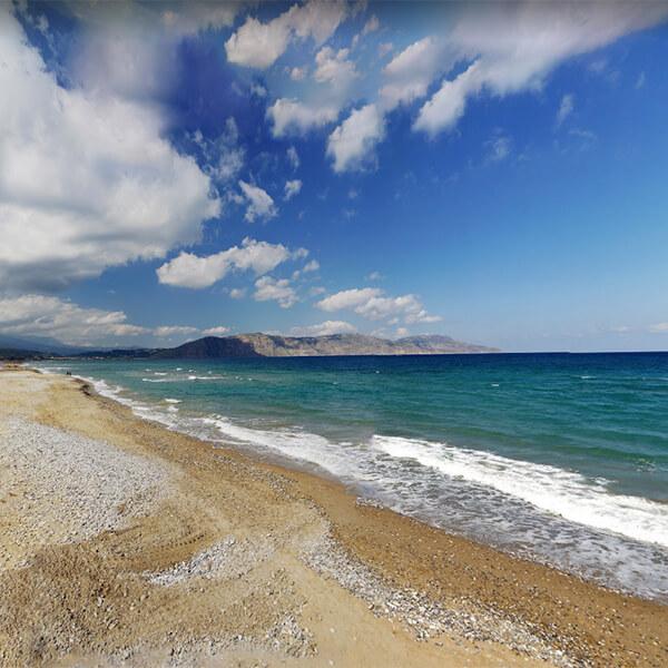 Sandy Beach - Grecja