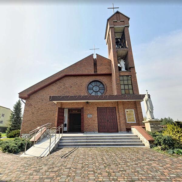 Kościół Rzymskokatolicki pw. Św. Jerzego