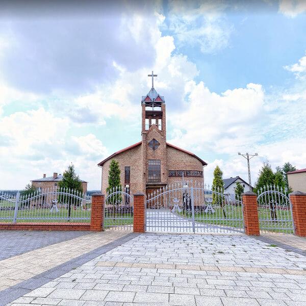 Parafia Najświętszej Maryi Panny Anielskiej w Porębie