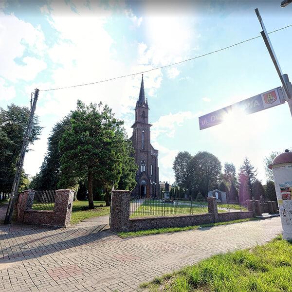 Parafia św. Józefa Oblubienica Najświętszej Maryi Panny w Porębie