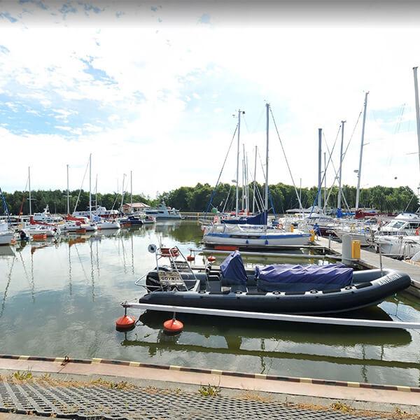 Port Jachtowy - Łeba